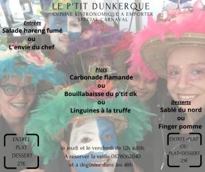 Le Ptit Dunkerque - special carnaval